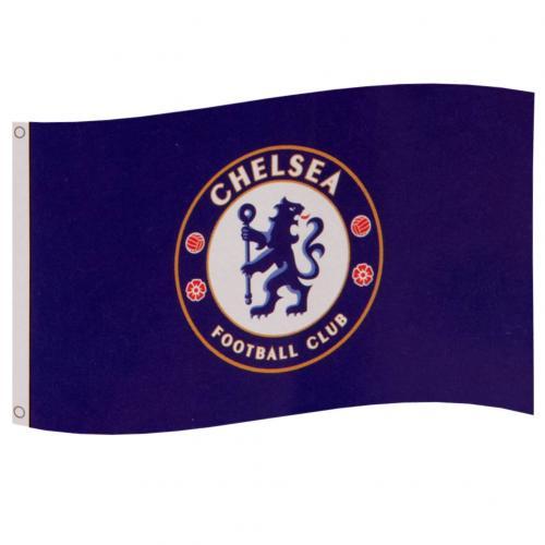 Vlajka Chelsea FC