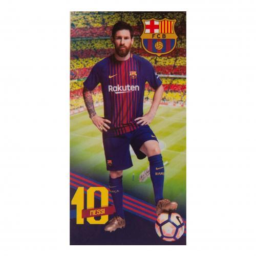 Osuška Barcelona FC Messi