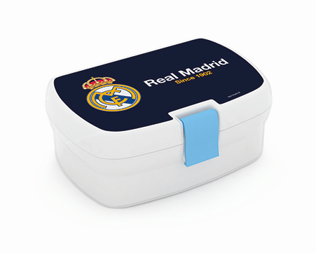 Box na desiatu Real Madrid CF