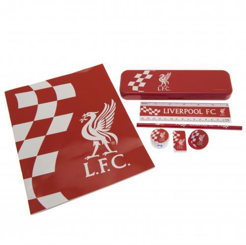 Školský set Liverpool FC