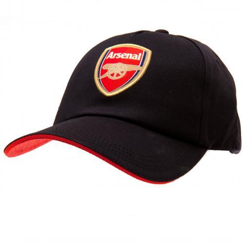 Šiltovka Arsenal FC - čierna