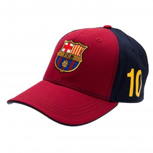 Šiltovka FC Barcelona Messi