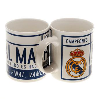Hrnček Real Madrid CF MD