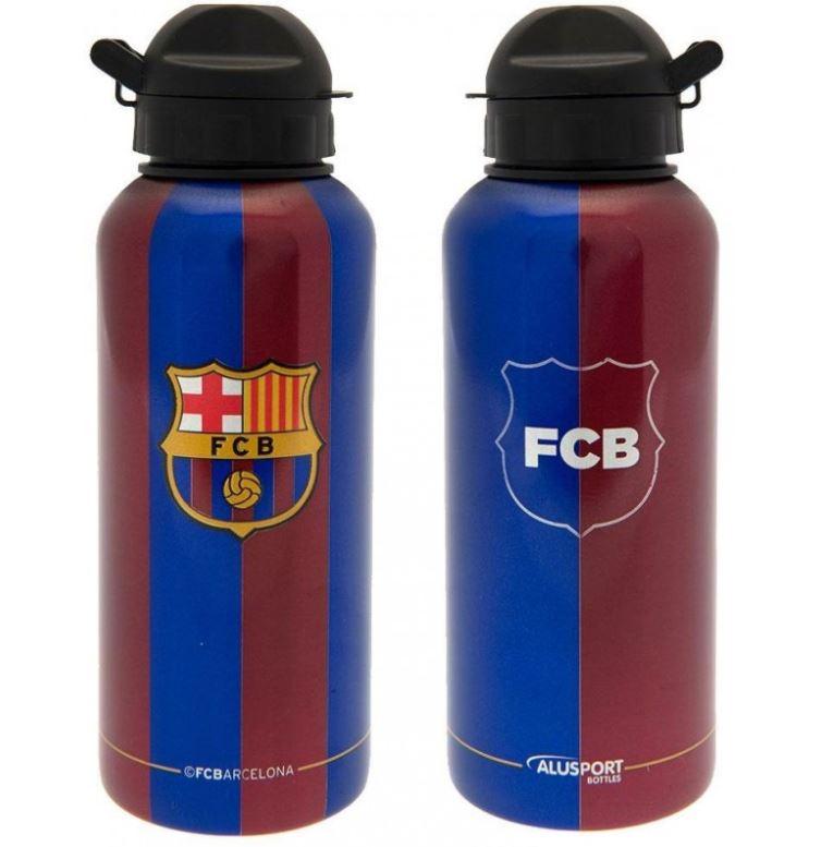 Alu fľaša Barcelona FC