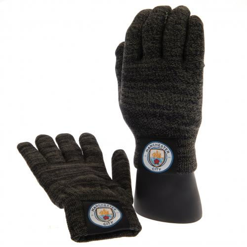 Rukavice Manchester City FC Touchscreen