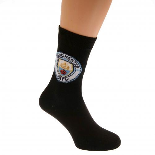 Ponožky Manchester City FC