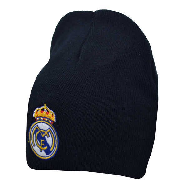 Čiapky Real Madrid CF - čierna