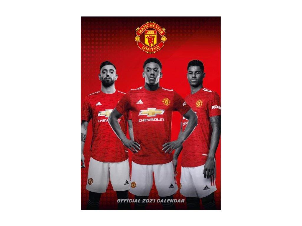 Kalendár 2021 Manchester United FC