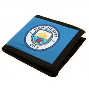 Peňaženka Manchester City FC Canvas
