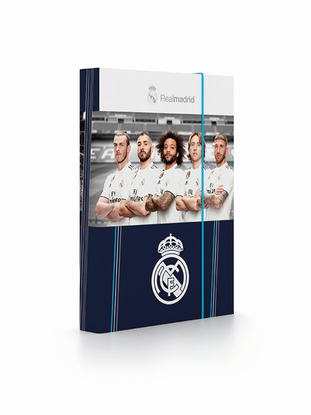 Dosky na zošity A5 Real Madrid CF