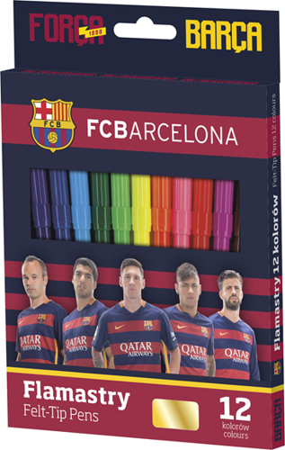 Fixky Barcelona FC - 12 ks