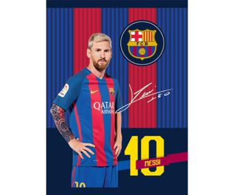 Zošit A5 Barcelona FC Messi - 32 stránok
