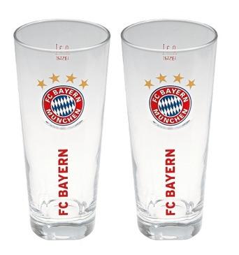 Poháre FC Bayern München - 2ks