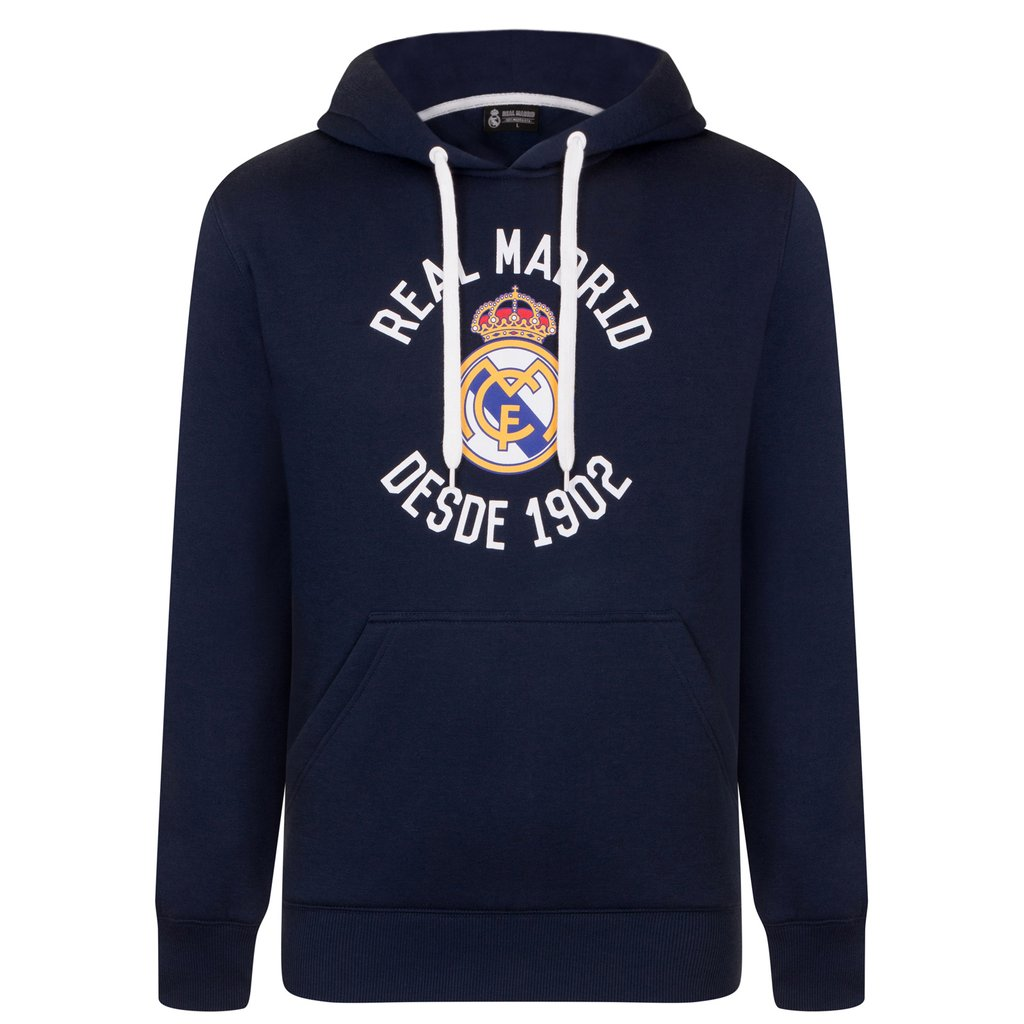 Mikina Real Madrid CF Hoody