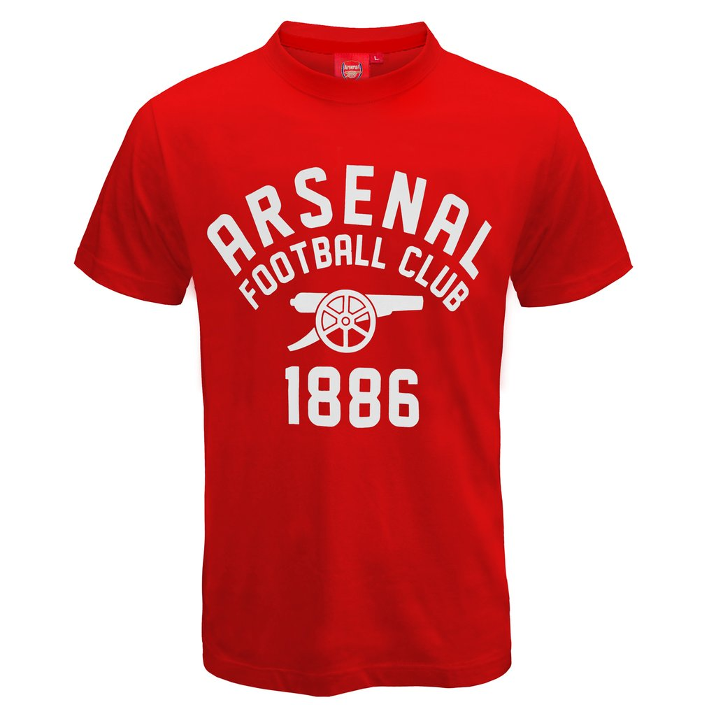 Tričko Arsenal FC Graphic
