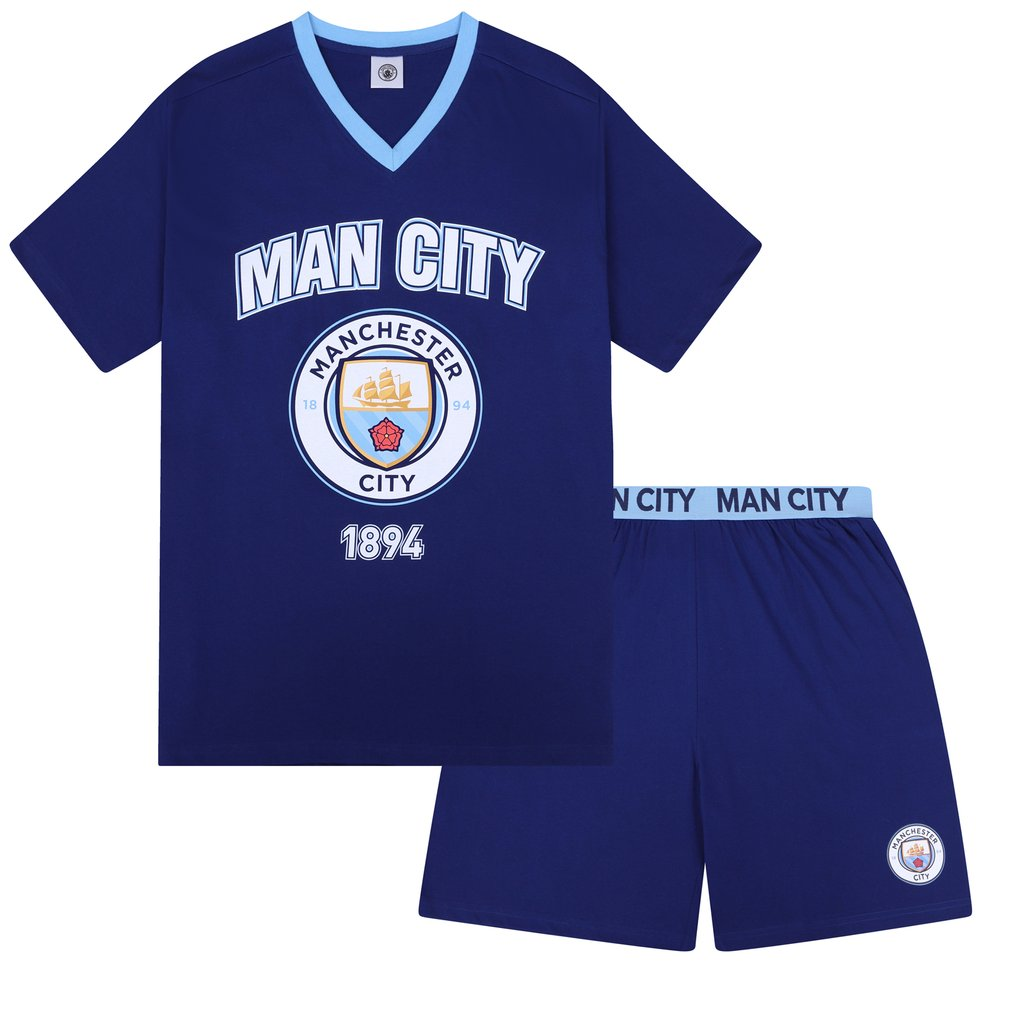 Pánske pyžamo Manchester City FC