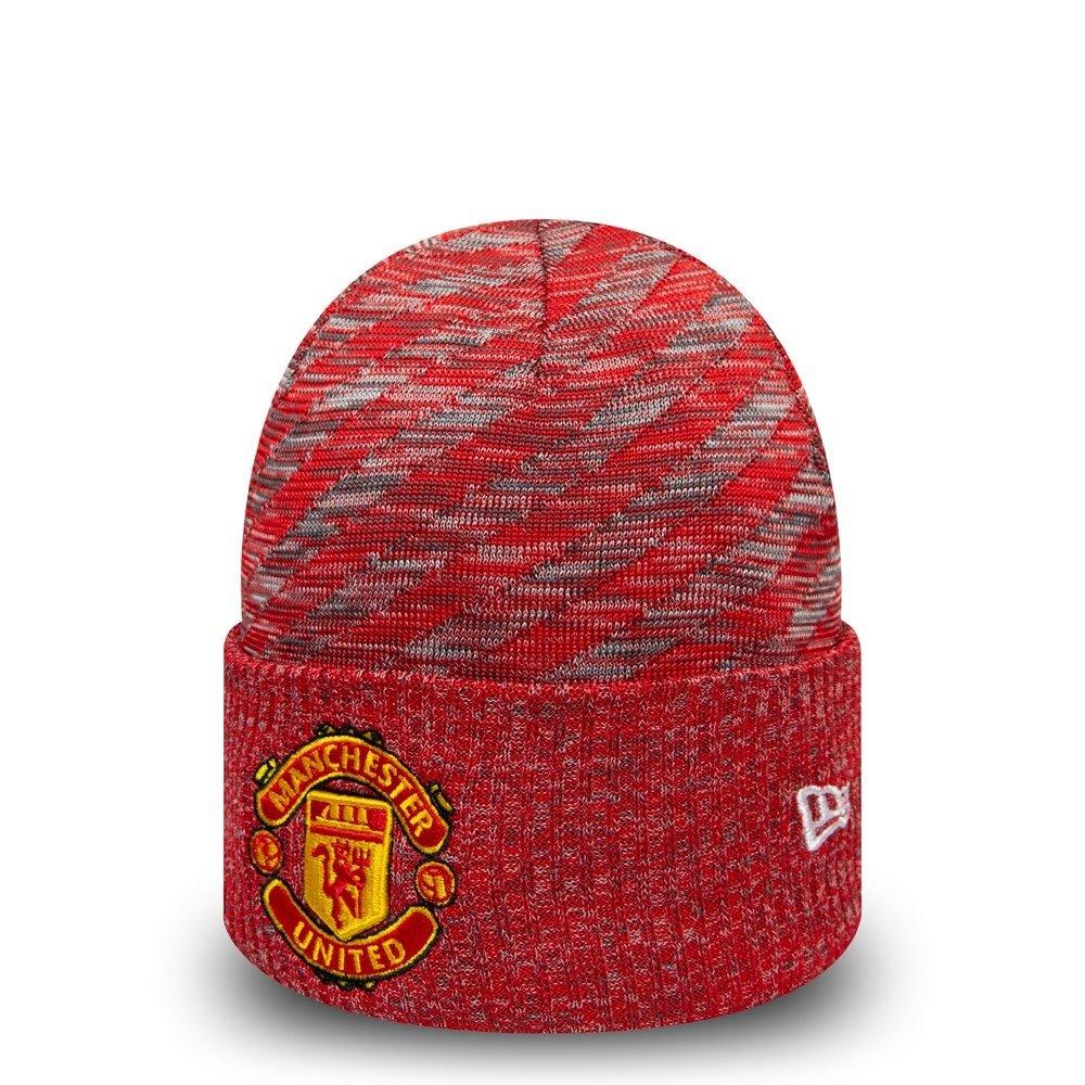 Čiapka Manchester United FC New Era Red Cuff