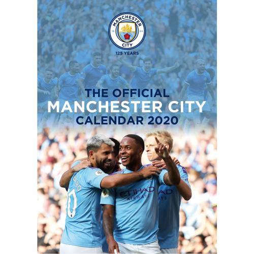 Kalendár 2020 Manchester City FC