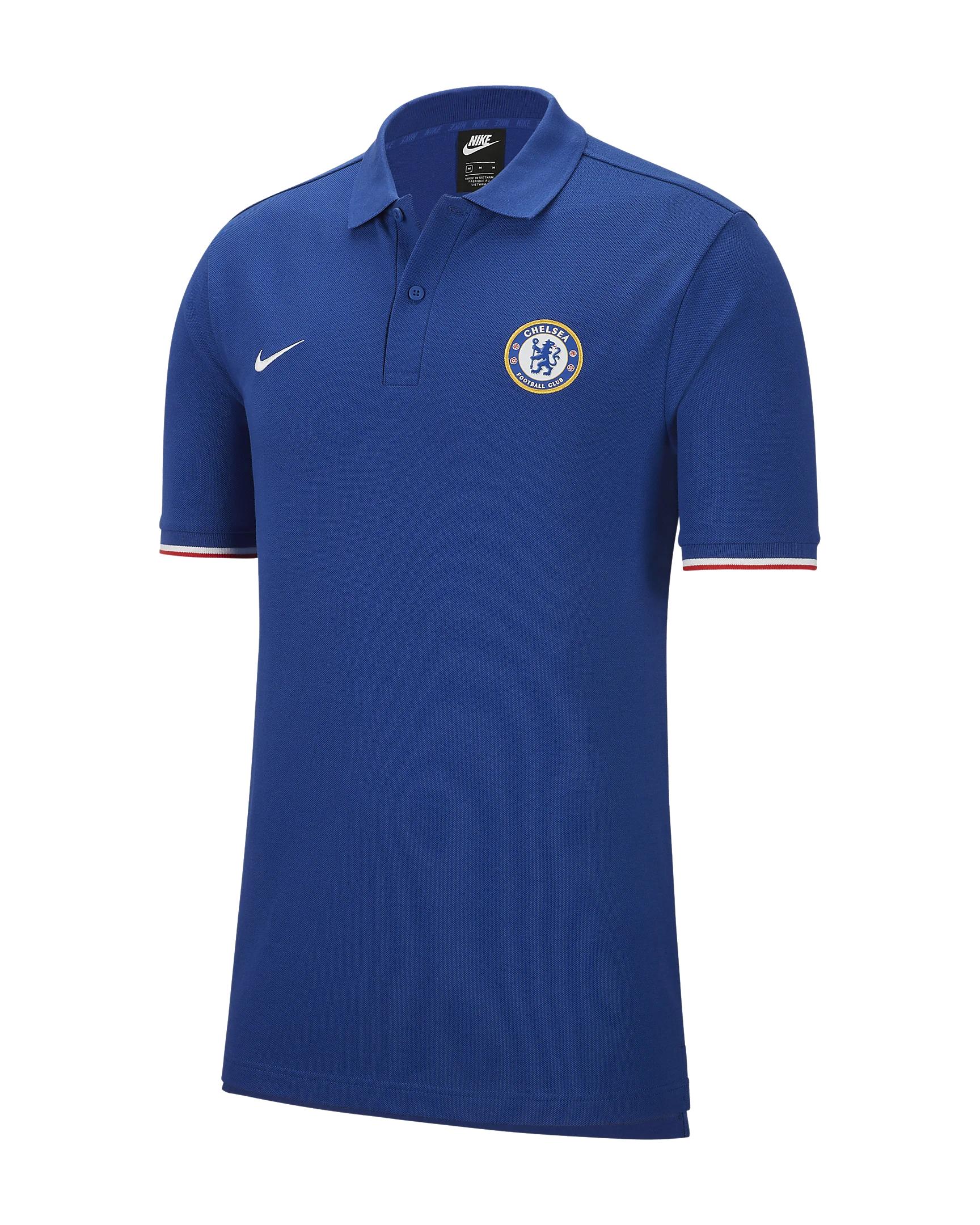 Polo tričko Chelsea FC Nike