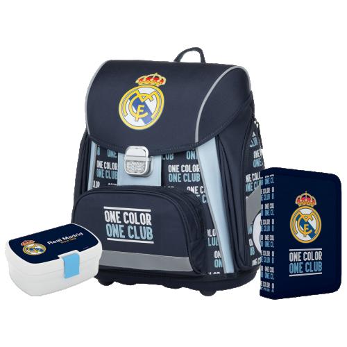 Školský 3 dielny set Real Madrid CF PREMIUM