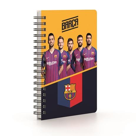 Blok A6 Barcelona FC