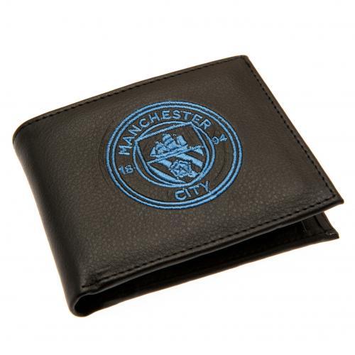 Peňaženka Manchester City FC Embroidered