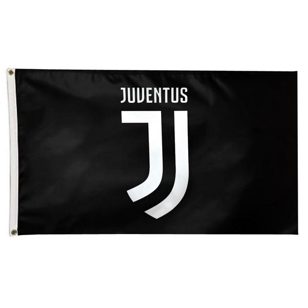 Vlajka Juventus FC BLK