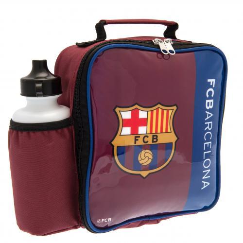 Svačinová taška a fľaša FC Barcelona FC