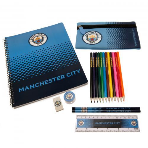 Školský set Manchester City FC