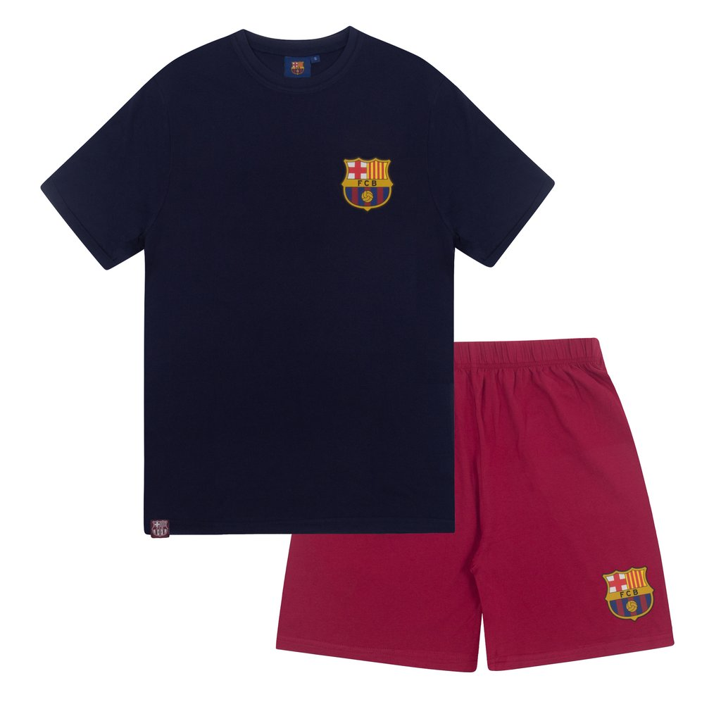 Pánske pyžamo Barcelona FC Blue