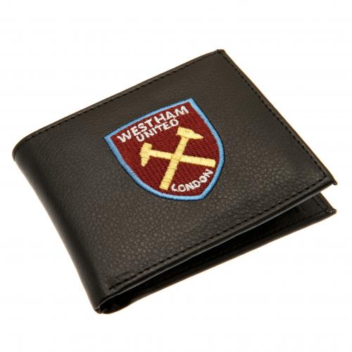 Peněženka West Ham United FC Embroidered