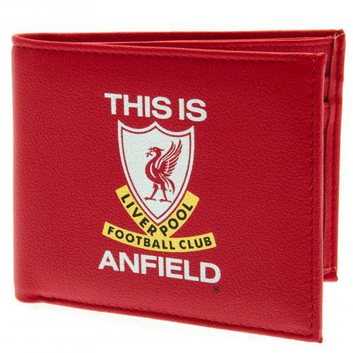 Peňaženka Liverpool FC This Is Anfield