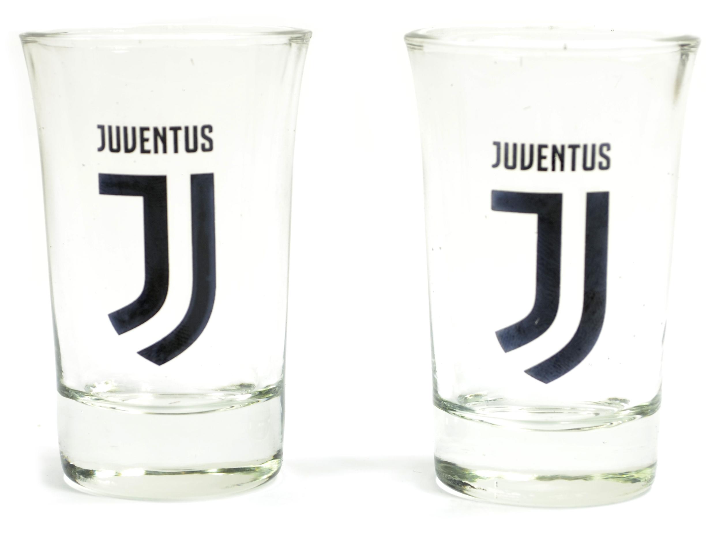 Poharik Juventus FC 2ks