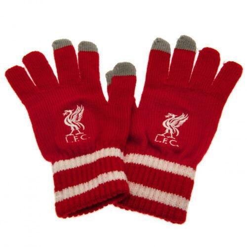 Rukavice Liverpool FC - červené