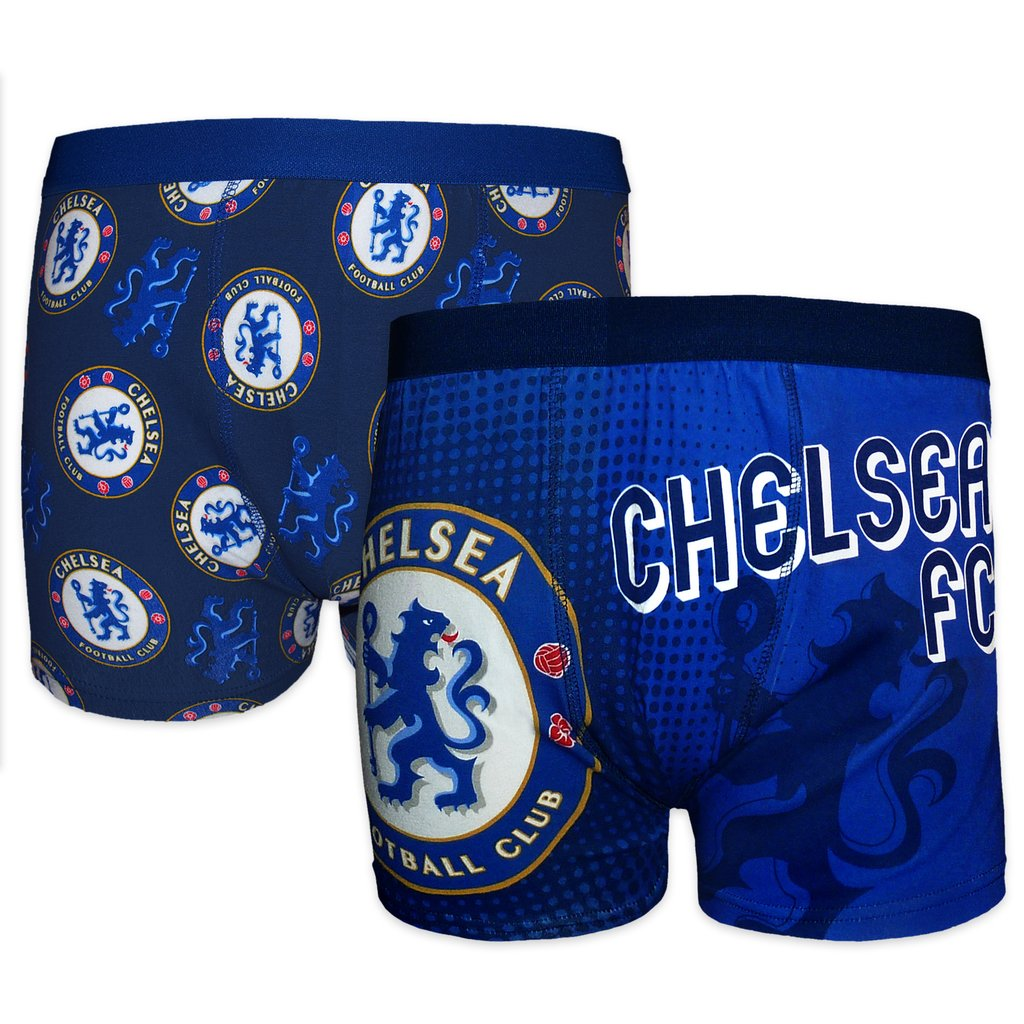 Pánske boxerky Chelsea FC 2ks