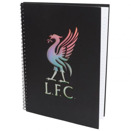 Zošit A4 Liverpool FC Notebook