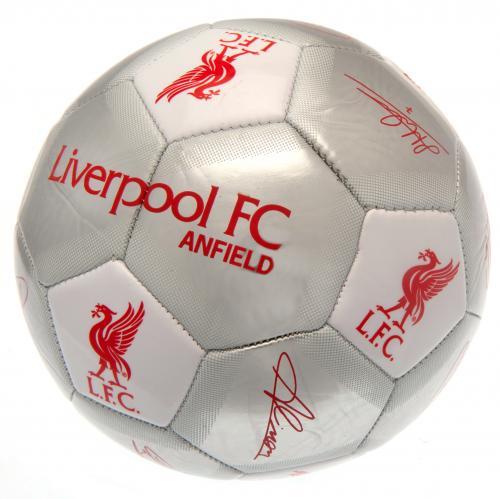 Futbalová lopta Liverpool FC Signature