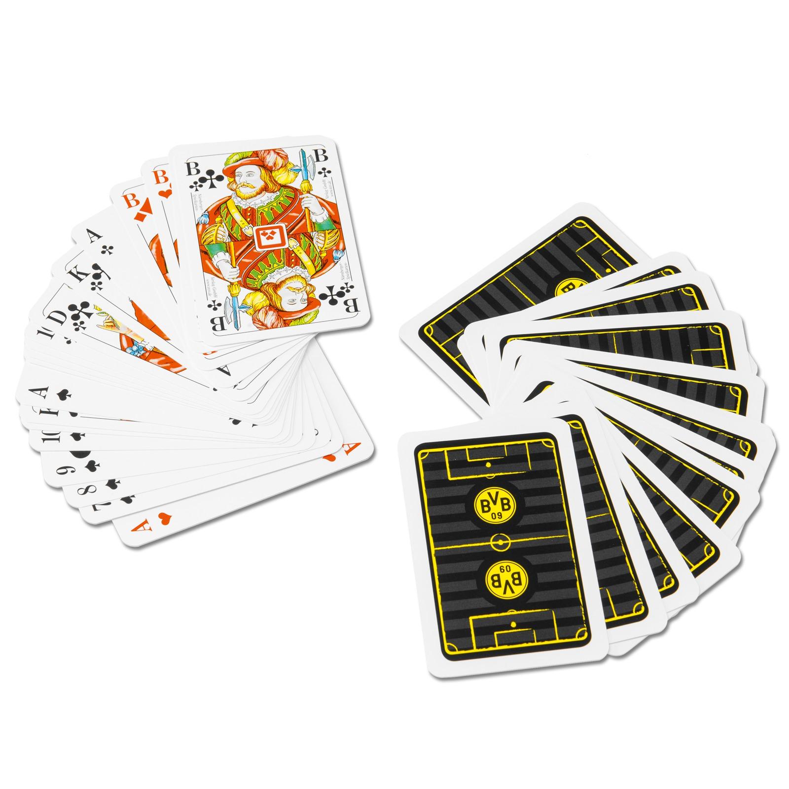 Piketové karty Borussia Dortmund
