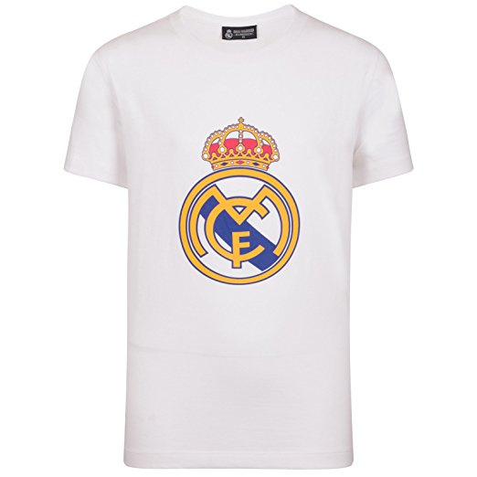 Tričko Real Madrid CF Crest