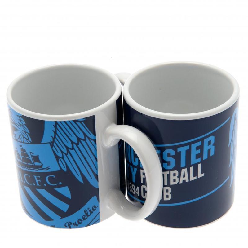 Hrnček Manchester City FC IP