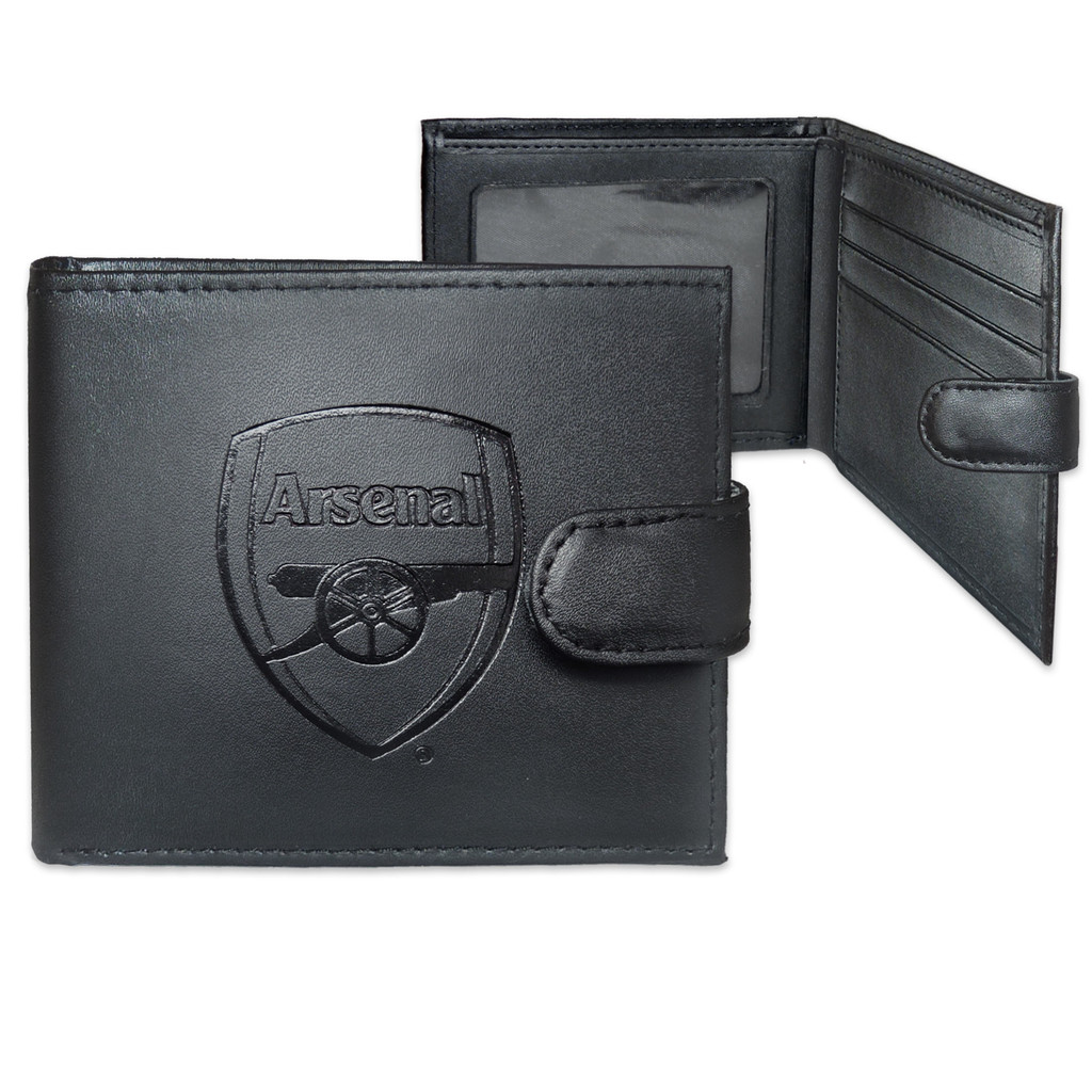 Kožená peňaženka Arsenal FC