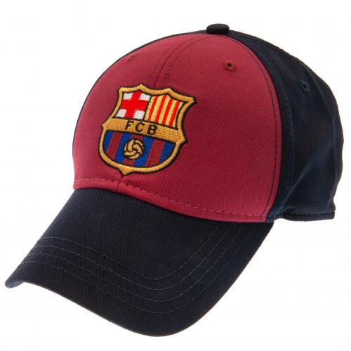 Šiltovka FC Barcelona CN