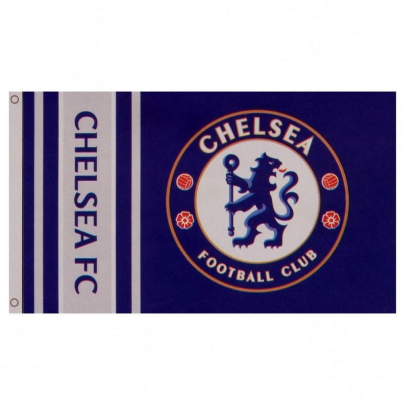 Vlajka Chelsea FC Stripes