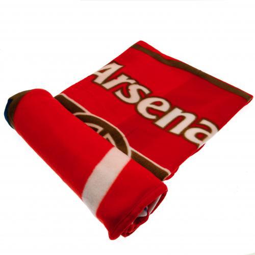 Fleecová deka Arsenal FC PL