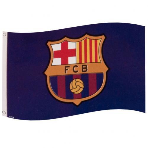 Vlajka Barcelona FC
