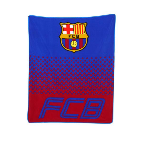 Fleecová deka Barcelona FC ES