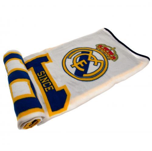 Fleecová deka Real Madrid CF ES