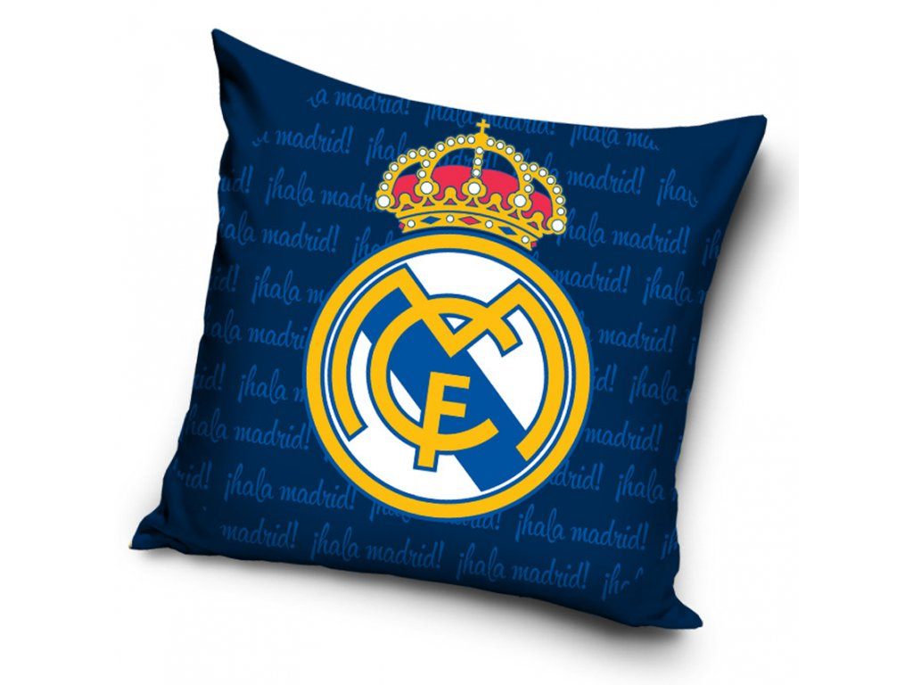 Vankúš Real Madrid CF Letters