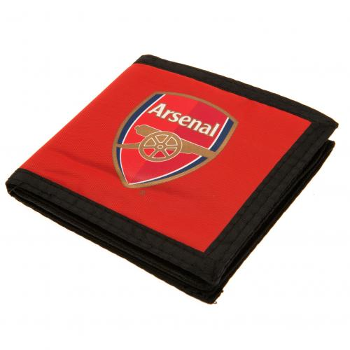 Peňaženka Arsenal FC Canvas