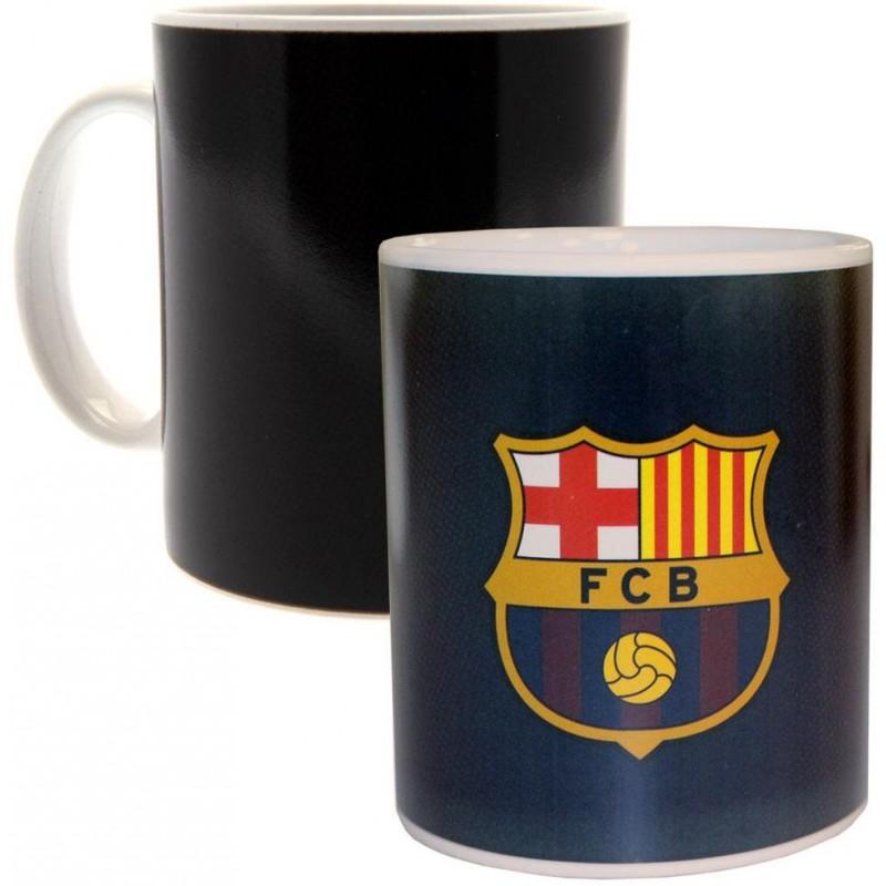 Hrnček Barcelona FC Meniace farbu